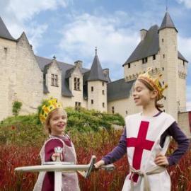 Animations Châteaux du Riveau