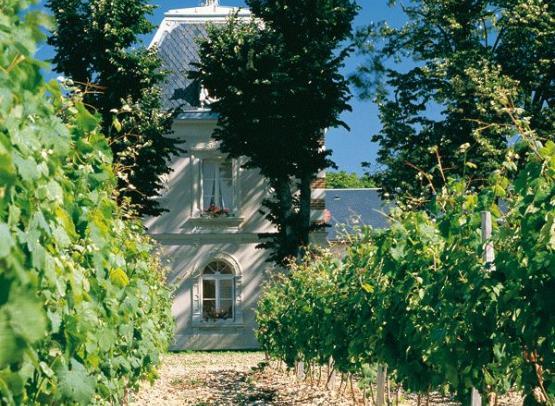CHATEAU DE L'AULEE