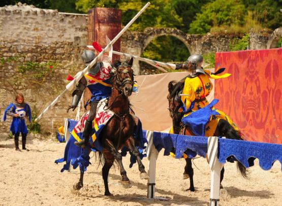 Spectacle équestre © Domaine national de Chambord (2)
