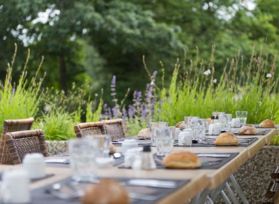 Terrasse restaurant 1