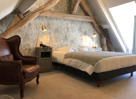 HOTEL LE PRIEURE DE BOULOGNE