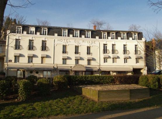 HOTEL LE RIVAGE 3*