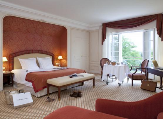 LE DOMAINE DES ROCHES HOTEL & COTTAGES