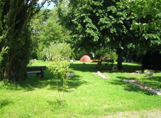 CAMPING BELLE RIVIERE EMPLACEMENTS