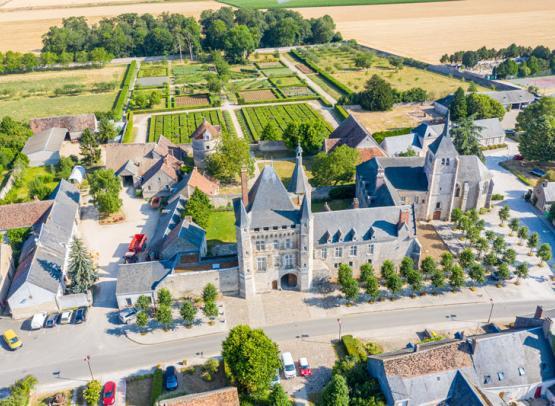Chateau-Talcy-drone©Aurelien-Charron-CD41-(41)