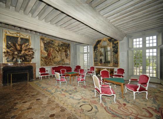 CMN_phbw08_3960_Château de Talcy_© Philippe Berthé  Centre des monuments nationaux
