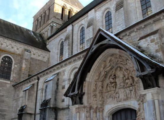 abbaye fleury exterieur