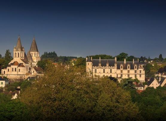 panorama-visite de loches - loches - Valdeloire