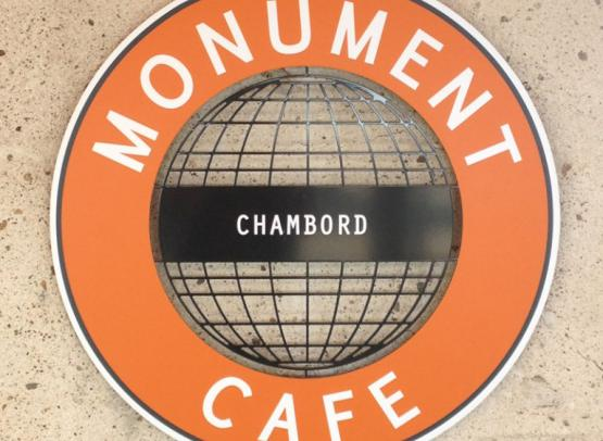 MONUMENT CAFE CHAMBORD