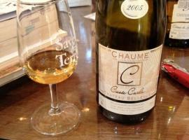 Chateau Bellevue vins loire chaume coteaux