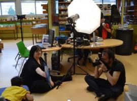 photos médiathèque