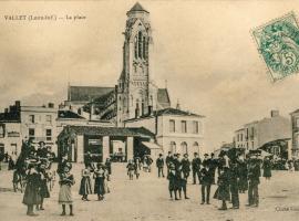 Halle et église