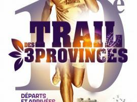 Affiche trail 3 provinces