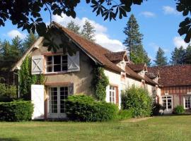 maison d'hotes le Moulin de Crouy