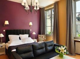 Chambre-double--Auberge-Savoie-Villars-Le-Grand-Pressigny-Valdeloire