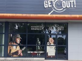 Get Out Tours devanture
