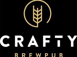 logo-crafty-brewpub-noir