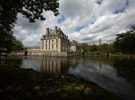 Château de la Ferté de La Ferté-Saint-Aubin