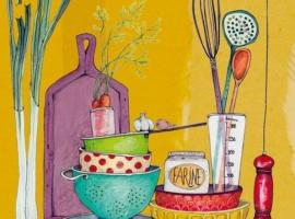 Anne en cuisine