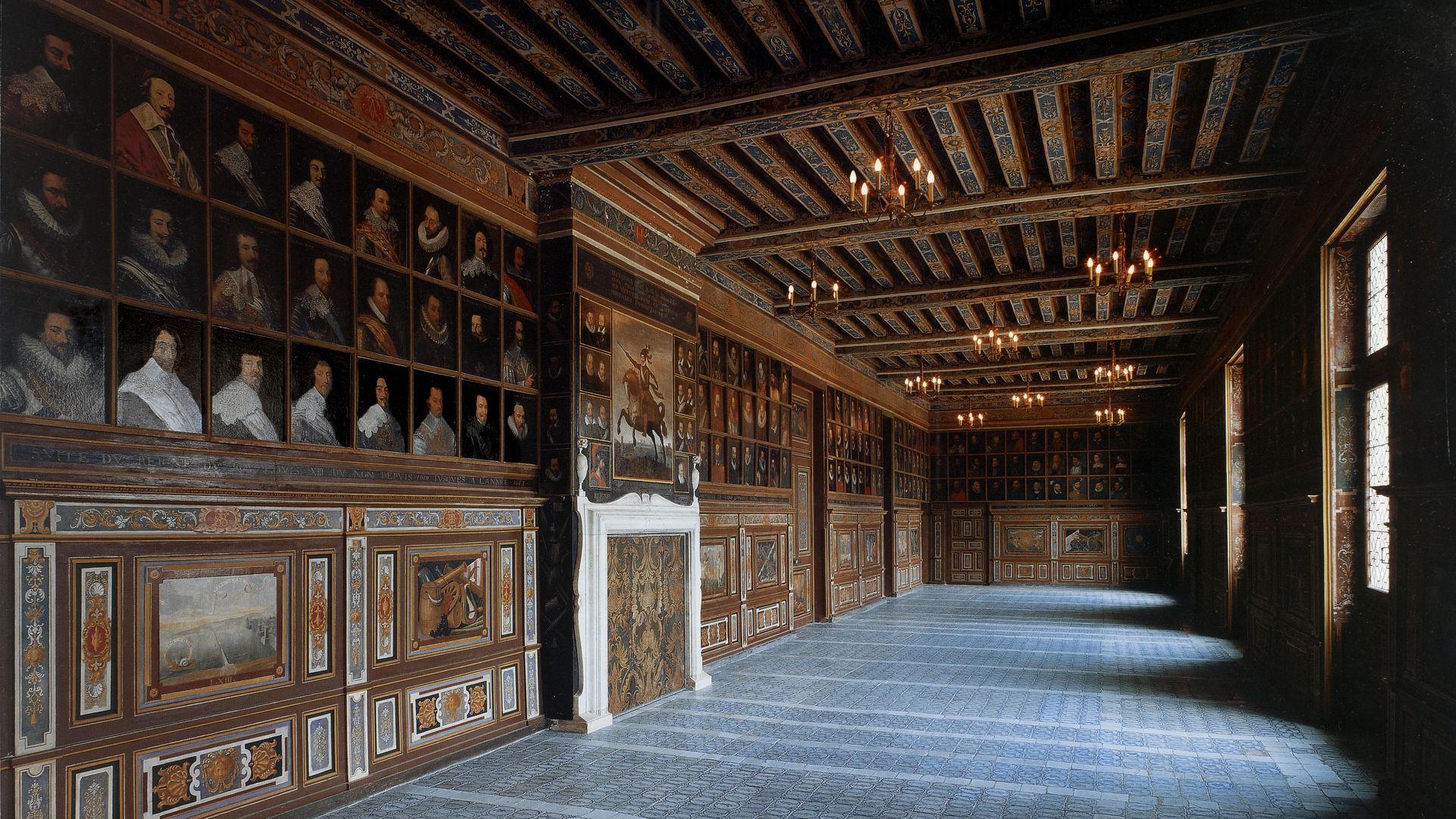 I Castelli abitati della Valle della Loira , Valle della Loira, una ...