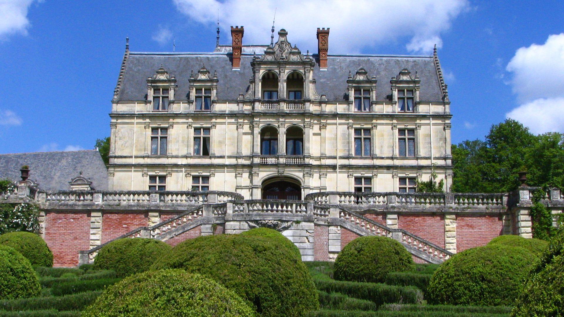 Un soggiorno in un castello-hotel della Valle della Loira, Valle ...